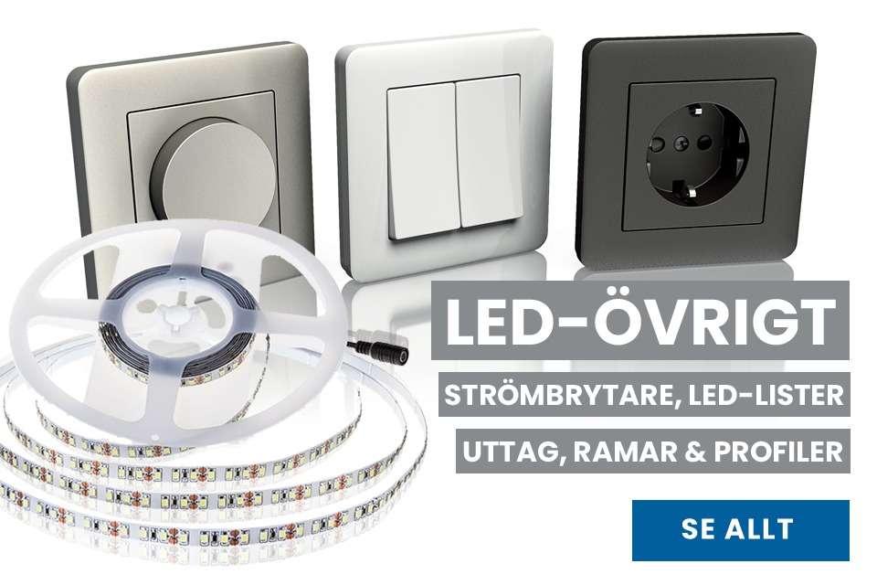 LED-Övrigt